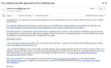 adsense youtube dan blog cara daftar adsense dengan youtube pasang di blog tld