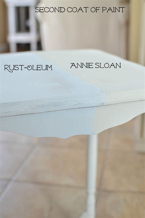 chalk paint vs enamel rustoleum based paint color chart choice image free