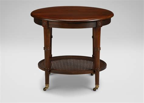 Ethan Allen Side Table Freeport End Table Ethan Allen