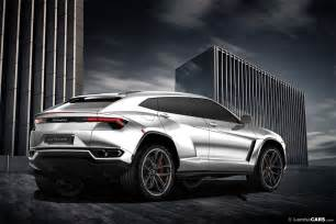 production ready lamborghini urus suv renders show