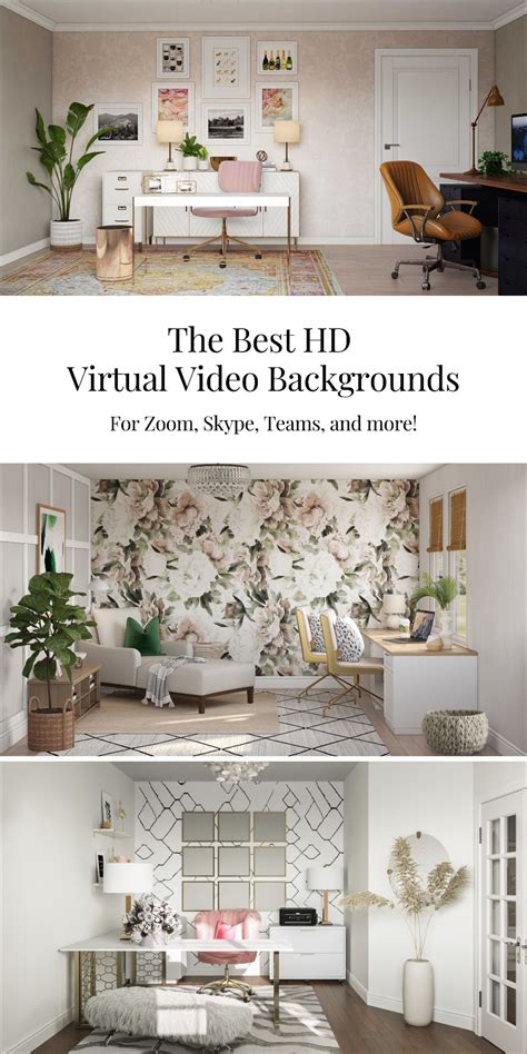 pin  zoom background virtual backgrounds  skype