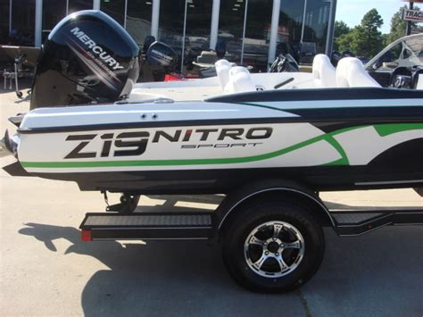 nitro boats z19 sport 2017 nitro z19 sport warsaw mo for sale 65355 iboats
