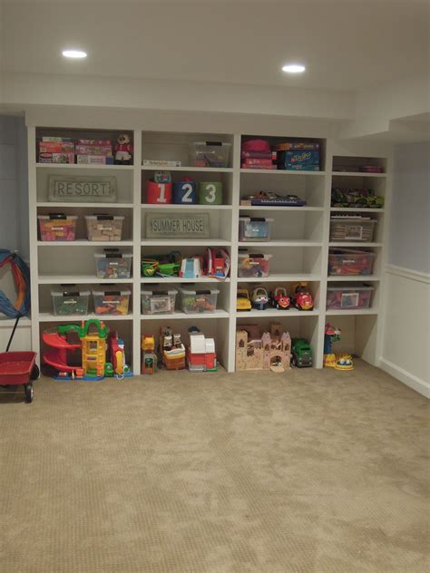 toy storage great ideas pinterest