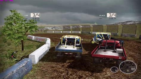 rallycross truck zil truck rallycross gameplay