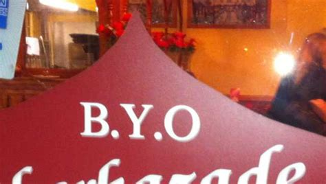 Byo Bring Your Own australian restaurants bring your own byo and bags