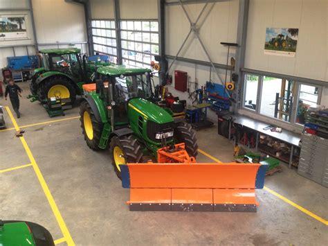 Deere Werkstatt by Forrer Landtechnik Ag Werkstatt Landmaschinen
