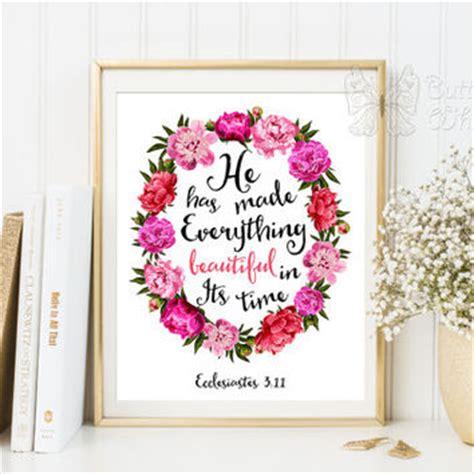 Wedding Bible Verses Ecclesiastes by Shop Bible Scripture Decor On Wanelo