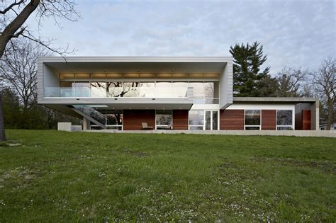 Green Home Building gallery of riverview house studio dwell architects 14
