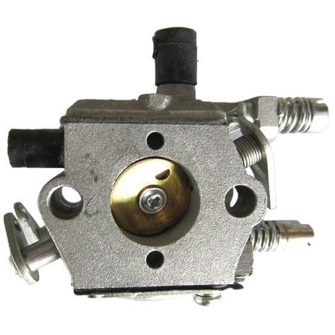 Reglage Tronconneuse Stihl by Carburateur Pour 231 Onneuse 45 52 Et 58 Cm3 Pi 232 Ces