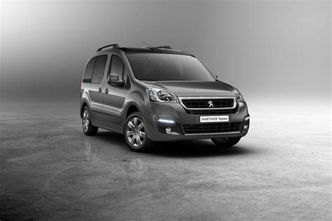 peugeot partner 2016 2016 peugeot partner facelift specs car news