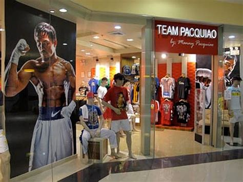 T Shirt Team Pacquiro sales in manny pacquiao s merchandise stores perk up as