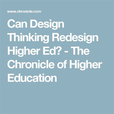 Design Thinking Higher Education | 783 best design process design thinking images on