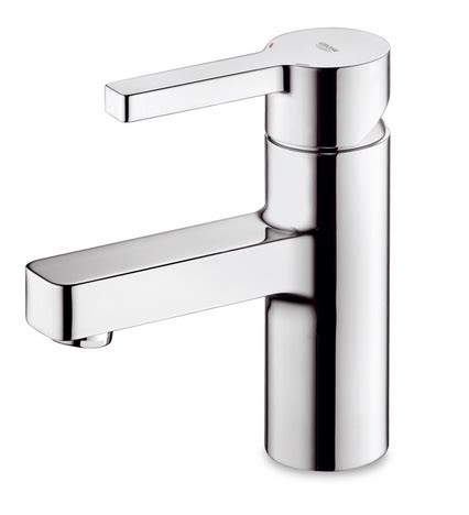 new bathroom fixtures new grohe bathroom faucets collection lineare the cubic