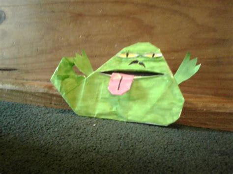 Jabba The Hutt Origami - jabba search results origami yoda page 6