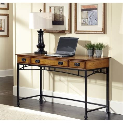 Home Styles Desk by Home Styles Modern Craftsman Brown Executive Desk Ebay
