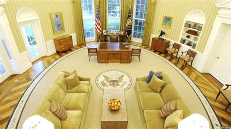 what does the oval office look like today oval office white house museum
