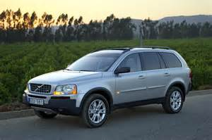 2005 Volvo Xc60 2005 Volvo Xc90 Pictures Photos Gallery Motorauthority