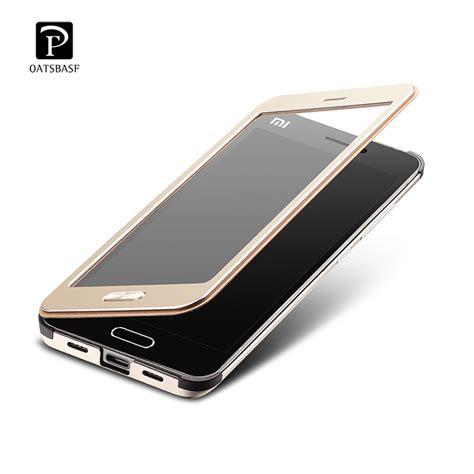 Flip Mirror Wallet Xiaomi Mi5 buy xiaomi redmi 3s cases 2016 luxury msvii brand silm