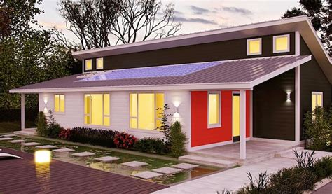 Modern Home Design Under 100k | modern prefab homes under 100k offer an eco friendly way