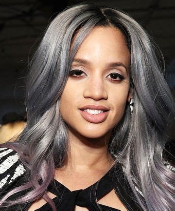 celebrities women grey hair in their 40s 112 best images about beauty hair color lotsa red on