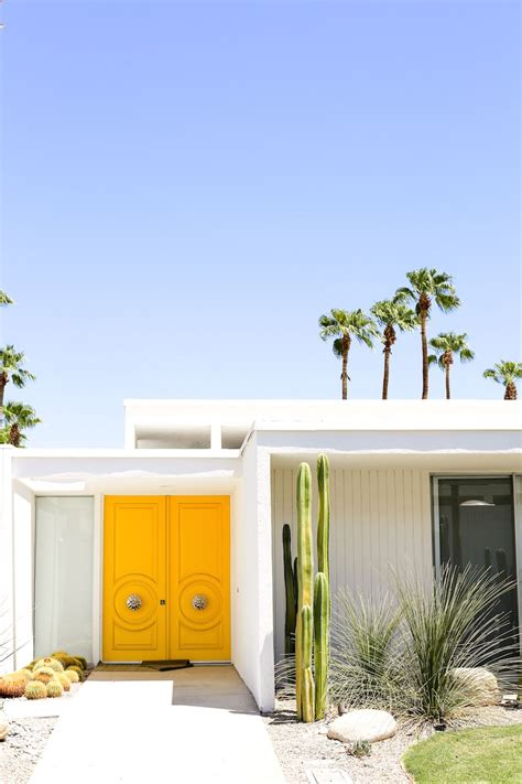 guided palm springs door   check