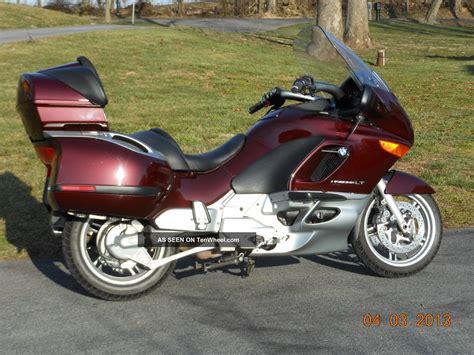 Motorradreifen Bmw K 1200 Lt by 1999 Bmw K1200lt Pics Specs And Information