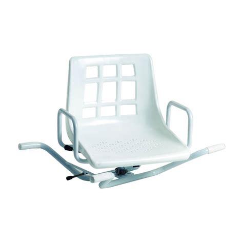 ausili per il bagno sedia girevole per vasca wimed 15501020 ausili per il