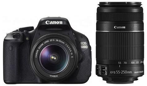 Canon 600d Kit Ii canon 600d kit 18 55 is ii 55 250 is 220volt hu