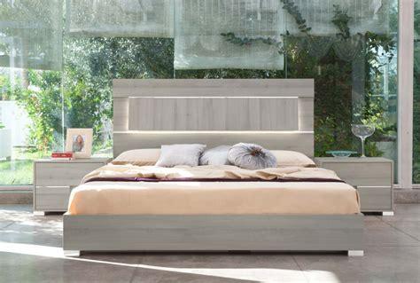 modrest ethan italian modern grey bedroom set beds bedroom