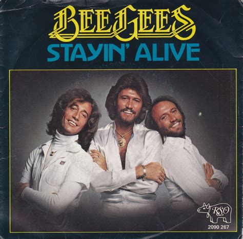 Stayin Alive Bee Gees | pax on both houses bee gees quot stayin alive quot best beat
