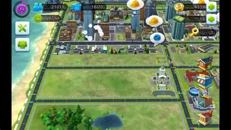simcity android simcity buildit android gameplay 19 hd