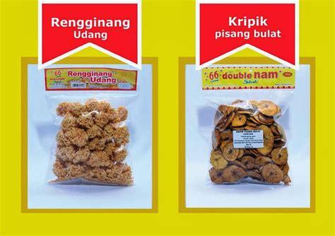 snack mengemas snack kering tradisional  kemasan