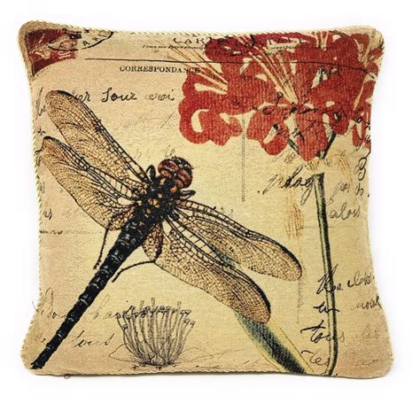 dada bedding vintage dragonfly insect bugs novelty accent
