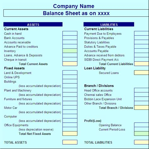Balance Sheet Reconciliation Template Excel 13 Bank Statement Template Accounting Plantemplate Balance Bank Account Template