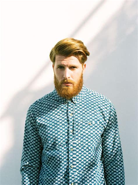 mens fashion for gingers beardrevered on tumblr betomad photo by dmitry