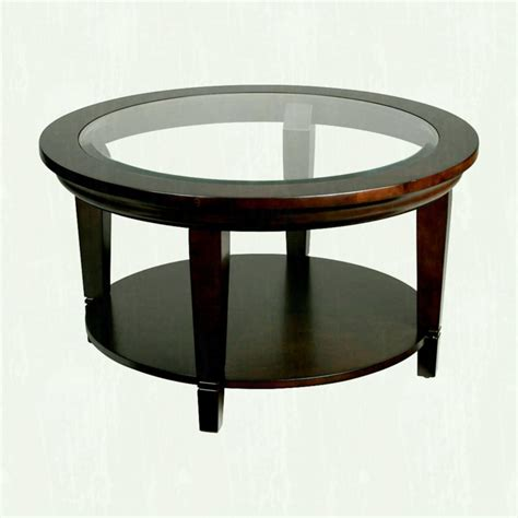 Classic Glass Coffee Table Minimalist Wood And Glass Coffee Table Laminated