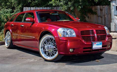 maserati truck on 24s special 2007 dodge magnum rides magazine