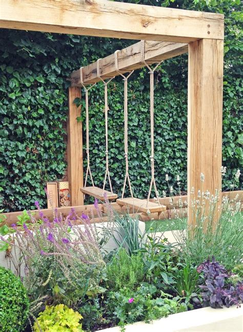 best 25 pergola swing ideas on patio swing