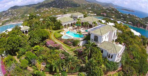 houses for sale in us virgin islands 7 bedroom luxury home for sale st john us virgin islands 7th heaven properties