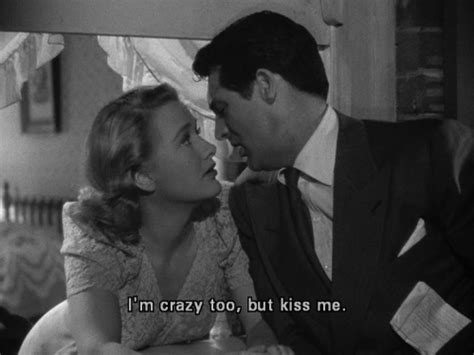 movie quotes kissing arsenic and old lace on tumblr