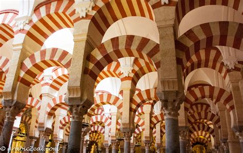 Moroccan Art History by Arabic Zeal 187 The Mosque Of C 243 Rdoba A Glimpse Into Moorish Spain