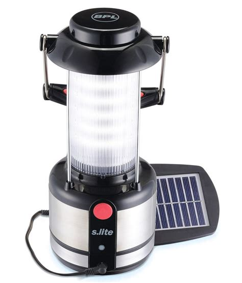 Bpl Sl 1300 Solar Lights Emergency Light Price In India Solar Energy Light Price In India
