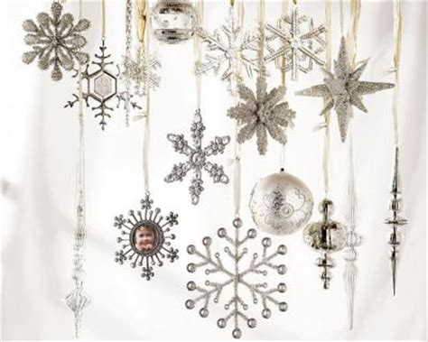 white silver christmas decorating theme decorating diva
