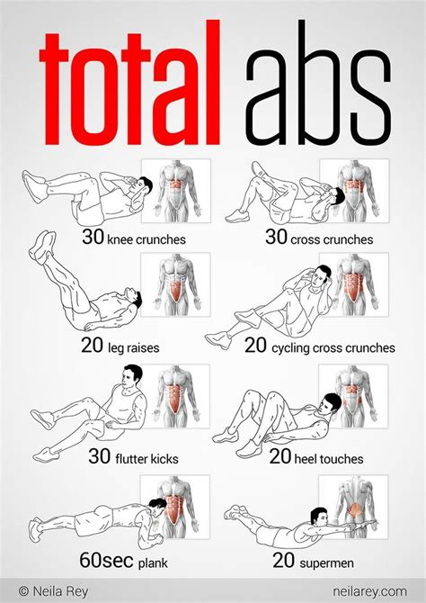 17 best ideas about 5 minute abs on abdominal