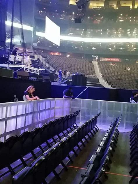 Phillips Arena Concert Floor Tickets Vs Section 102 philips arena section 117 row b seat 9 grande vs