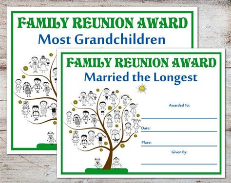 family reunion crafts for 25 best ideas about family reunions on family