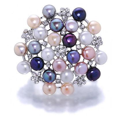Parel Apel 18 best pearl brooches images on beaded