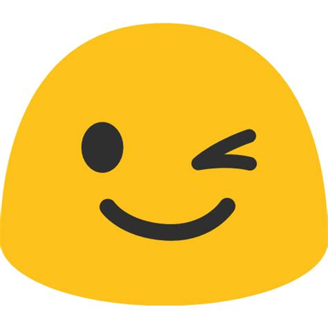 list of android smileys emojis for use as stickers email emoticons sms
