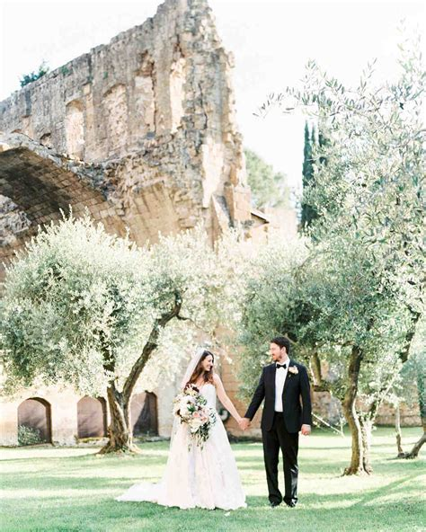Italian Wedding by This Italian Wedding Features A Historic Venue