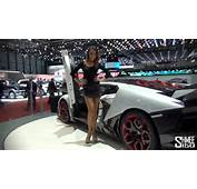 The Girls Of 2014 Geneva Motorshow  YouTube